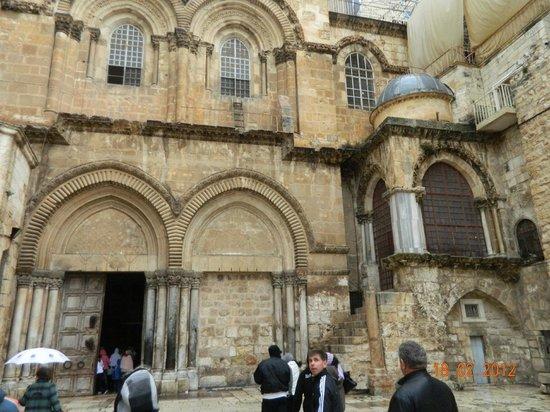 Iglesia del Santo Sepulcro: храм