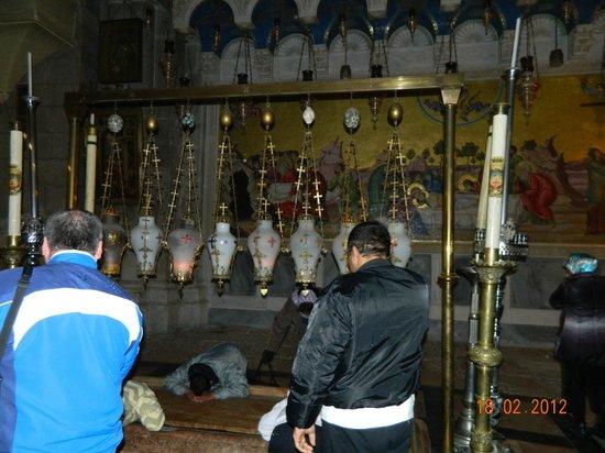 Iglesia del Santo Sepulcro: что-то святое
