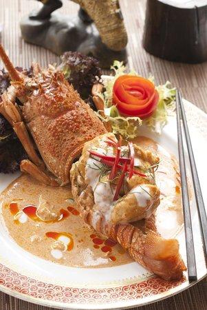 Thai Chi Restaurant Wafi Dubai