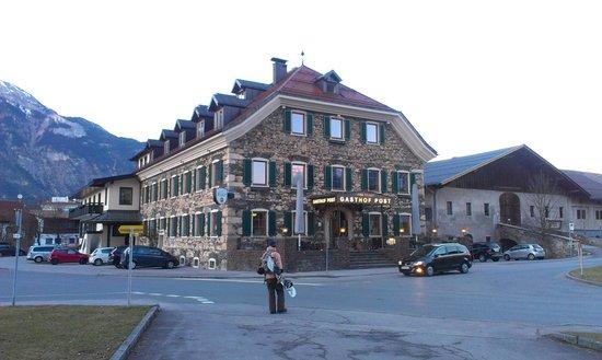 Gasthof Hotel Post: Außenansicht