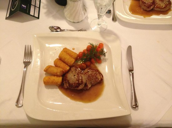 Gasthof Hotel Post: Abendessen