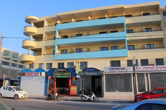 Hotel Medusa : The hotel