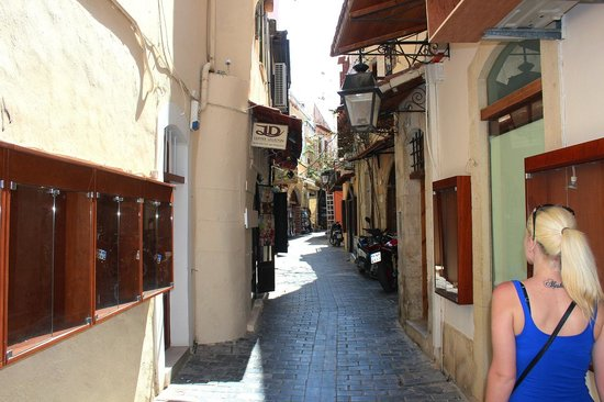 Rethymnon Old Town: 5