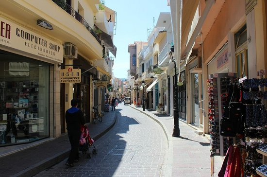 Rethymnon Old Town: 3