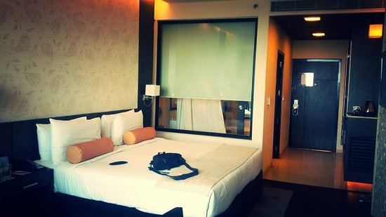 Fortune Select Metropolitan: The room no 606