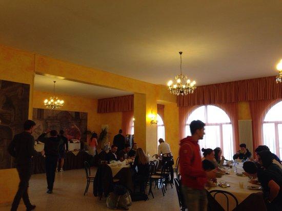 Oasi Carpineto: Sala da colazione