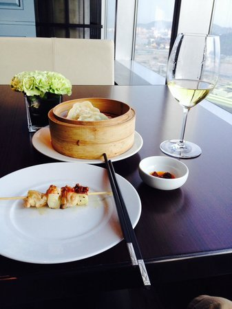 Grand Hyatt Macau : Club lounge