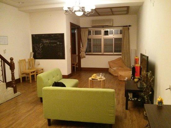 Taipei City Home : Home Feel Hostel