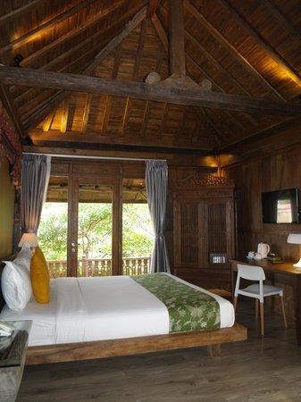 Rumah Batu Villa & Spa: Junior Suite
