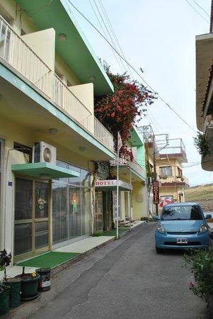 Altun Tabya Hotel: Hotel