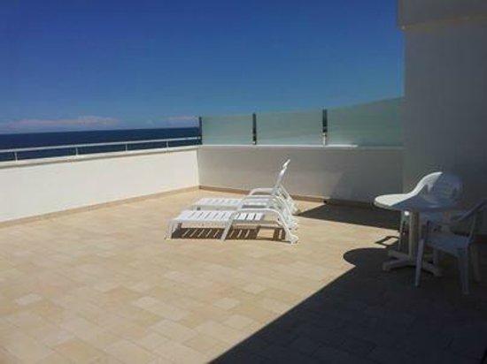 Terrazza panoramica - Picture of Hotel San Marco, Riccione - TripAdvisor