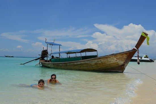 Mosquito Island: a mollo nell'acqua!