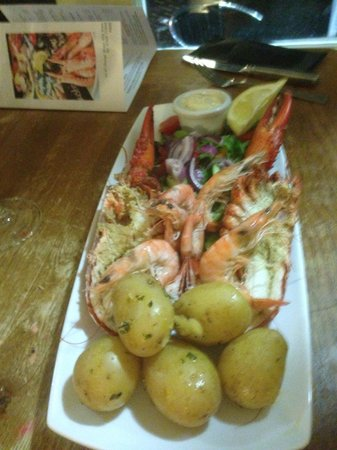 White's Seafood & Steak Bar: Lobster