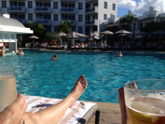 Sheraton Noosa Resort & Spa : Time to relax