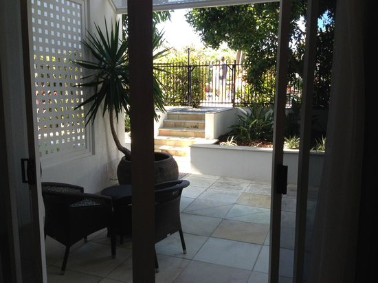Sheraton Noosa Resort & Spa : View towards pool from room
