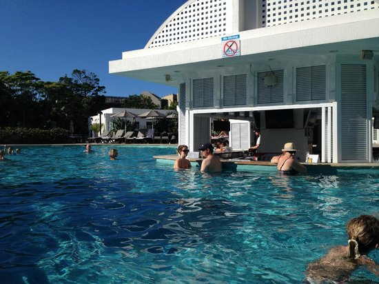 Sheraton Noosa Resort & Spa : Pool Bar