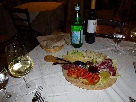 Bosco Ciancio : Vorspeise der günstigen Halbpension