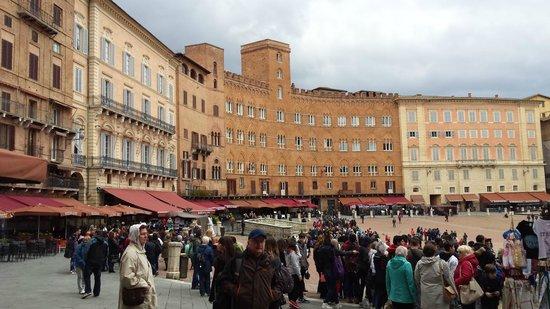 UNA Palazzo Mannaioni: Sienne. a 1h de Montaione