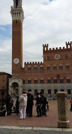 UNA Palazzo Mannaioni: Sienne à 1h de Montaione