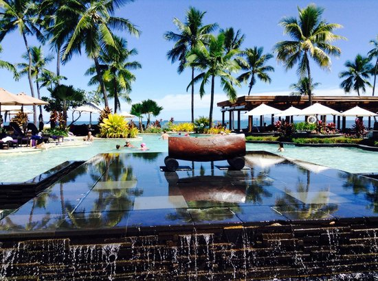 Sheraton Fiji Resort: The picture says it all!