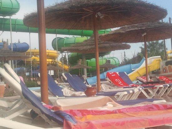 Labranda Aqua Fun Club Marrakech : c un magnifique hotel il merite 5*