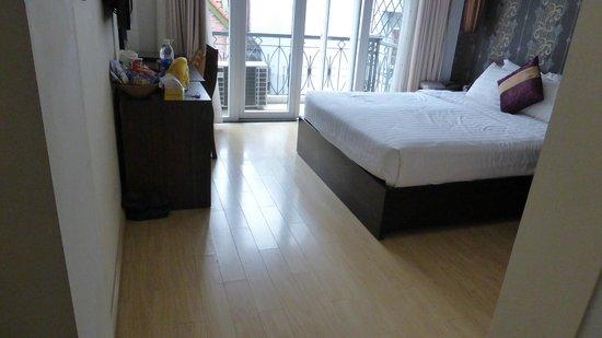Hanoi Impressive Hotel : Place pour coin salon