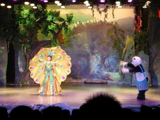 Beijing Zoo: Шоу для детей (на китайском)