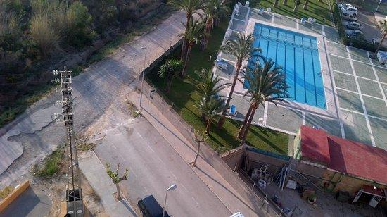 Paraiso Ten Apartments: view