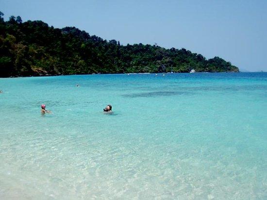 Kon Tiki  Koh Chang: Пляж Ко Ранг