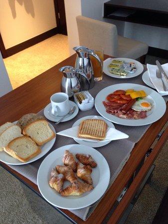 Hotel Laguna Parentium: Room service