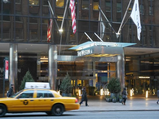 The Westin New York Grand Central : Entrance, ingang