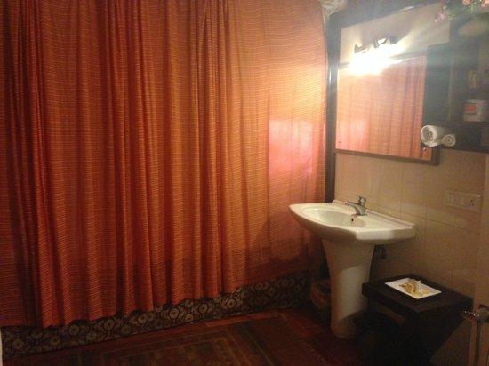 Grassroots Wayanad: Bathroom view