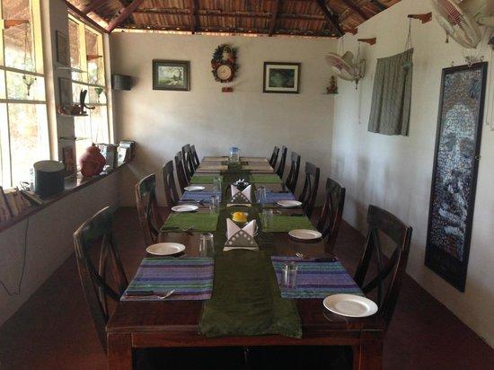 Grassroots Wayanad: Dining