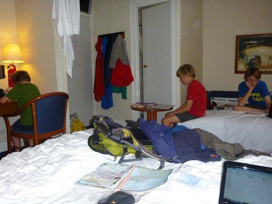 Hotel Nebo : Family room