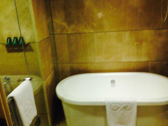 Hotel Nikko Saigon: Bathroom