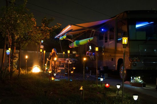 Olive Avenue RV Resort: Rv spot