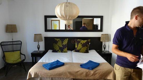 Langley Resort Napoleon Bonaparte : Mkt fräscht och fint rum