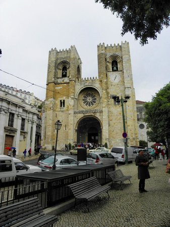 Sé de Lisboa ( Igreja de Santa Maria Maior ): Sé Patriarcal