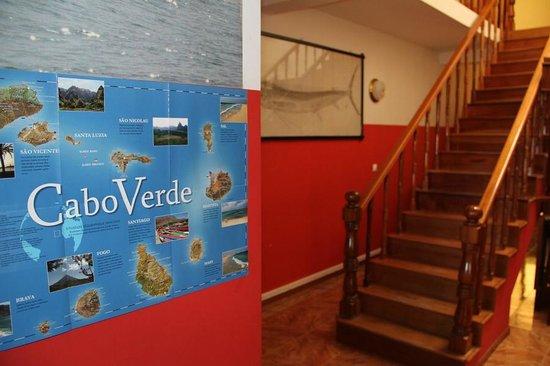 Residencial Alto Fortim : Escalier Salle a manger