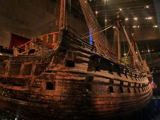 Vasa-Museum: Vasa 1