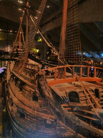 Vasa-Museum: Vasa 2