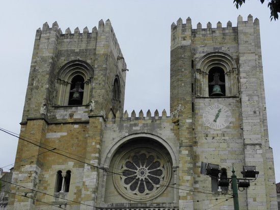 Sé de Lisboa ( Igreja de Santa Maria Maior ): torri