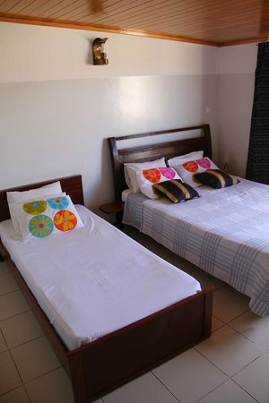 Residencial Alto Fortim : Chambre triple