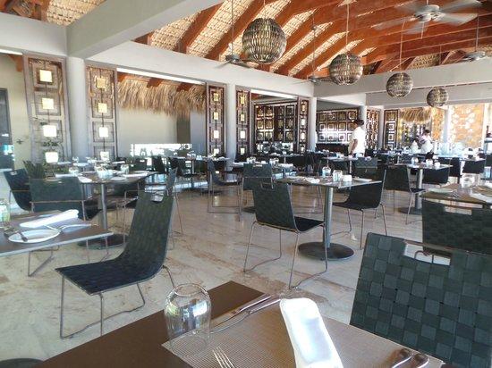 Paradisus Punta Cana: restaurant