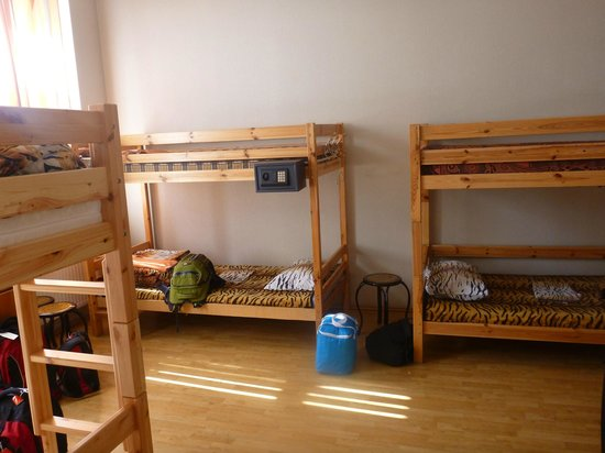 Tiger Hostel: Clean and bright
