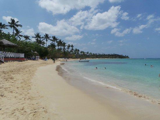Grand Bahia Principe El Portillo : la plage