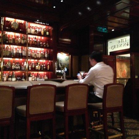 Mandarin Oriental, Hong Kong: The Chinnery