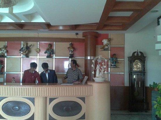 Yelagiri Hills: At the hotel