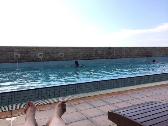 Seafest Hotel: Swimming pool on 3rd floor