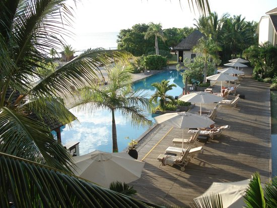 InterContinental Mauritius Resort Balaclava Fort: espace piscine